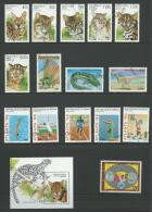 Small Collection Of Benin M & Used Some Nice Scott Catalogue Value Face Of Stamps To F200 - Benin - Dahomey (1960-...)