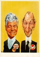 AK Dr. Kurt Steyrer SPÖ Waldheim 1986 Österreich Bundespräsident Politik AUSTRIA Autriche Politics - Parteien & Wahlen
