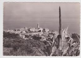 (RECTO / VERSO) BASTIA EN 1957 - VUE GENERALE - Bastia
