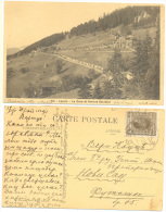 LEYSIN-La Gare Et Avenue Secretan RARE - VD Vaud