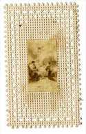 CANIVET TRES ANCIEN     RECTO VERSO XVIII ° OU DEBUT  XIX ° - Images Religieuses