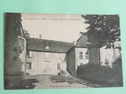 La Tour Du Pin - Vieille Maison De CHABON - La Tour-du-Pin