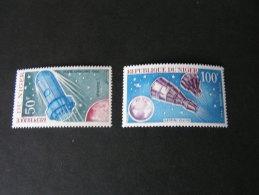 == Niger Rakete Space Lot  ** MNH - Niger (1960-...)