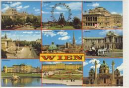 WIEN / VIENNA - Mehrfachansicht - Wien