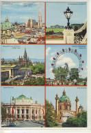 WIEN Und Seine Sehenswürdigkeiten - Mehrfachansicht - Wien