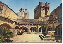 Abbaye De Montmajour : Le Cloître (fin Xiiè S. - Rellacolor N°31/564 - Arles