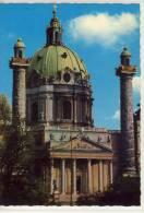 WIEN / VIENNA  - Karlskirche, Charles's Church, L'Eglise De St. Charles - Kirchen
