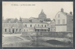 - CPA 27 - Evreux, Le Pont Du Bois Jollet - Evreux