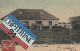 CPA BOMBON SEINE ET MARNE LE LAVOIR - France