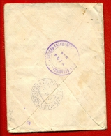 1915 RUSSIA LATVIA CAVER MILITARY CANCEL DAUGELN  W636 - Briefe U. Dokumente