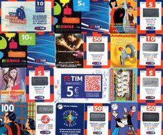ITALIA-(ITALY)-TIM- LOT OF 24 PHONECARD- - Schede GSM, Prepagate & Ricariche
