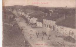 54=ARRACOURT........Vue Générale  ( Petite Déchirure Au Milieu Bas ) - France