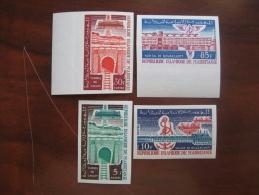 Mauritania 1965 MNH 261.64 Imperf - Mauritania (1960-...)