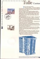 2003 - DOCUMENT OFFICIEL - TULLE - CORREZE - ACCORDEON - Documenti Della Posta