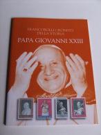 Lib188 - Bolaffi, Francobolli Cronisti Storia Papa Pope Giovanni XXIII Santo Stemma Concilio Vaticano Profezia Vatican - Altri Libri