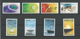 Nauru: 131/ 134 + 149/ 152 ** - Nauru