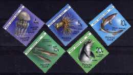 USSR - 1991 - Marine Animals - MNH - 1923-1991 URSS