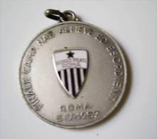 1957  FINALE CAMPIONATO ALLIEVI ED ESORDIENTI   BORGO PRATI ROMA   SPORT SPORTS - Italy
