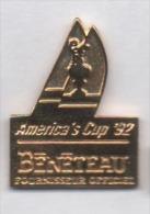 Marine Bateau Voilier , America´s Cup 92 , Bénéteau - Barcos