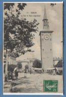 26 - ROMANS -- La Tour Et Place Jacquemart - Romans Sur Isere