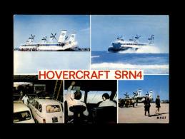 BATEAUX - Hovercraft SRN4 - Multi Vues - Altri