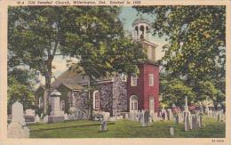 Delaware Wilmington Old Swedes Church