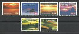 New Zealand - ROSS DEPENDENCY 1999 ( Night Skies ) - Complete Set - MNH (**) - Ungebraucht