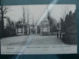 Hemiksem Hemixem Ingang Kasteel Entrée Du Chateau - Hemiksem