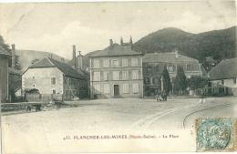 Plancher Les Mines , La Place - Sin Clasificación