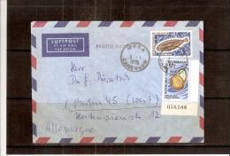 Lettre Du Cameroun Vers Allemagne - (à Voir) - Cameroun (1960-...)