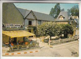 BAGNOLES DE L'ORNE  61 Tessé La Madeleine - HOTEL RESTAURANT LA VIEILLE MADELEINE - CPSM CPM GF (1980) Orne - Bagnoles De L'Orne
