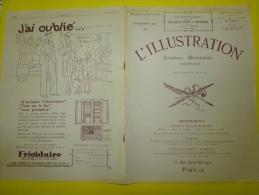 1927 Drame Ferroviaire Montenvers;VIENNE (Schweitzergarten,Fuchsenfeldhof.. Etc) ;Néouvielle ;Fourrures Révillon CANADA - L'Illustration
