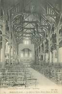 62 - BERCK-PLAGE - La Nef Et L'Eglise Notre-Dame Des Sables (ND Phot. 84) - Berck
