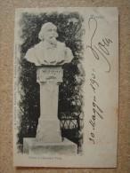 Tn1011)   Trento - Busto A Giovanni Prati - Trento