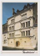 MONTBELIARD - LA MAISON DES PRINCES - Ed. NIVERNAISES - N° 19760 -  CARTE NON VOYAGEE - Montbéliard
