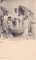 SRI LANKA ( CEYLON ) - COLOMBO - SINGHALESE WITH TOM-TOM - Sri Lanka (Ceylon)