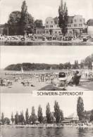 N8530 Schwerin Zippendorf  Strandhotel   2 Scans - Schwerin