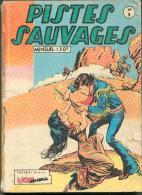 No PAYPAL !! : Pistes Sauvages 5 KIRBI Flint Et SUNDAY ( De De La Fuenté ) , Etc...,Eo Petit Format Mon JOURNAL 1972 BE - Small Size