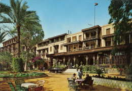 Egypte  GIZA   Mena House  Hôtel  . 105x150 Dentelée Glaçée - Le Caire