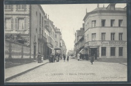 - CPA 27 - Louviers, Rue De L'hôtel De Ville - Louviers