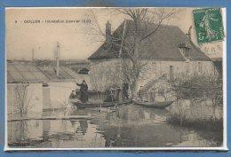 27 - GAILLON --  Inondation ( Janvier 1910 ) N° 9 - Otros Municipios