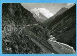 Route De La BERARDE - Montée Vers St-Christophe Et Vénéon - Autres Communes