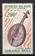 Madagascar - Poste Aérienne - 1965 - Yvert N° PA 97 ** - Violon - Madagascar (1960-...)