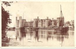 Caernarvon Castle-bâteaux-(Réf.5655) - Ohne Zuordnung