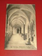 LESSINES  - Hôpital Notre Dame à La Rose -  Le Cloître Avec L´entrée De La Chapelle - Lessines