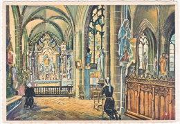 29. Gf. LOCRONAN. Intérieur De L'église. Le Rosaire. 16 - Locronan