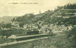 Esneux - La Gare Et Les Roches - Esneux