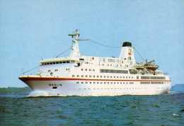 02649 - Kreuzfahrtschiff BERLIN - Reederei Peter Deilmann Neustadt In Holstein - Dampfer