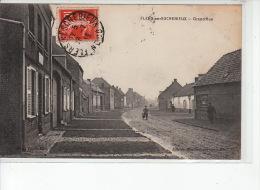FLERS EN ESCREBIEUX - Grand Rue - Très Bon état - Autres Communes