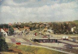 Borderline Krusaa   Between Germany & Denmark .  Grenze -Borderstation.  # 0878 - Postcards